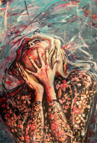 Álmodozó nő/ Žena koja sanjari/ Dreamy woman
