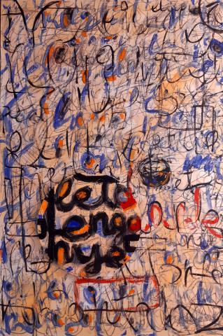 Vázlat(Levél) III/ Skica (Pismo) III/ Sketch(Letter) III