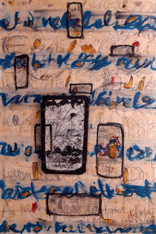 Vázlat(Levél) I/ Skica(Pismo) I/ Sketch(Letter) I